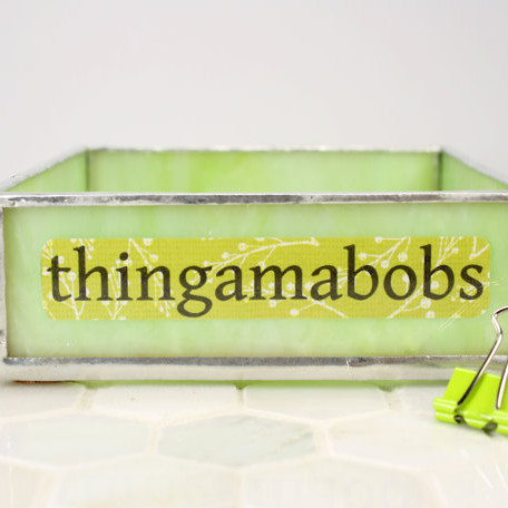 Thingamabobs Small Storage Box
