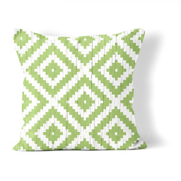 Greenery Pillow Cover
