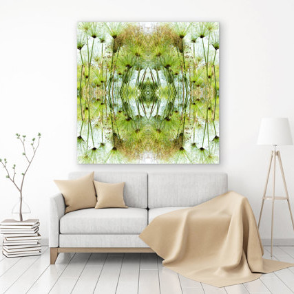 Greenery Canvas Wall Art