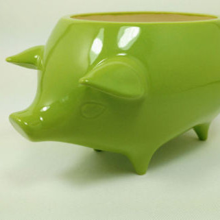 Mexican Pig Planter