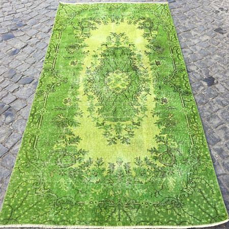 Greenery Turkish Rug