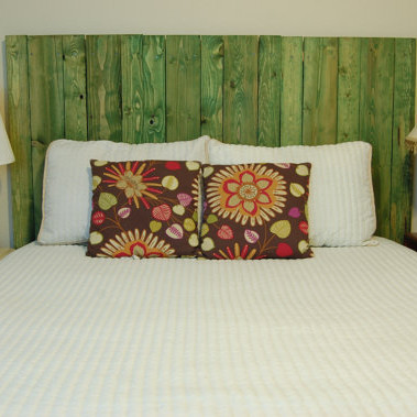 Barn Walls Twin Headboard