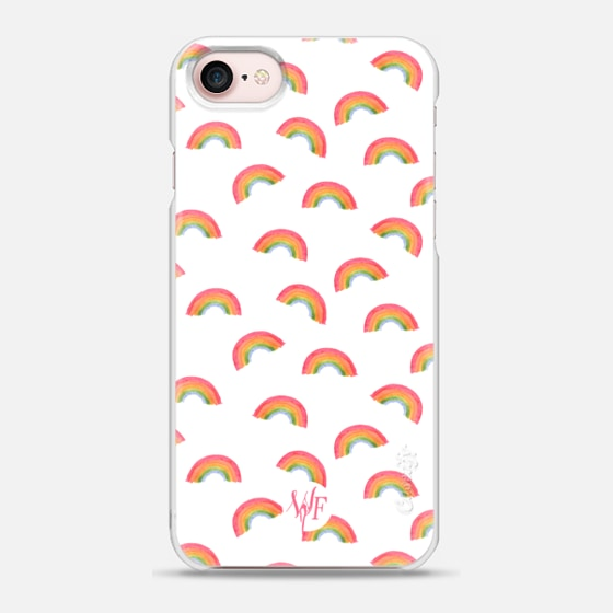 Rainbow Watercolor Case