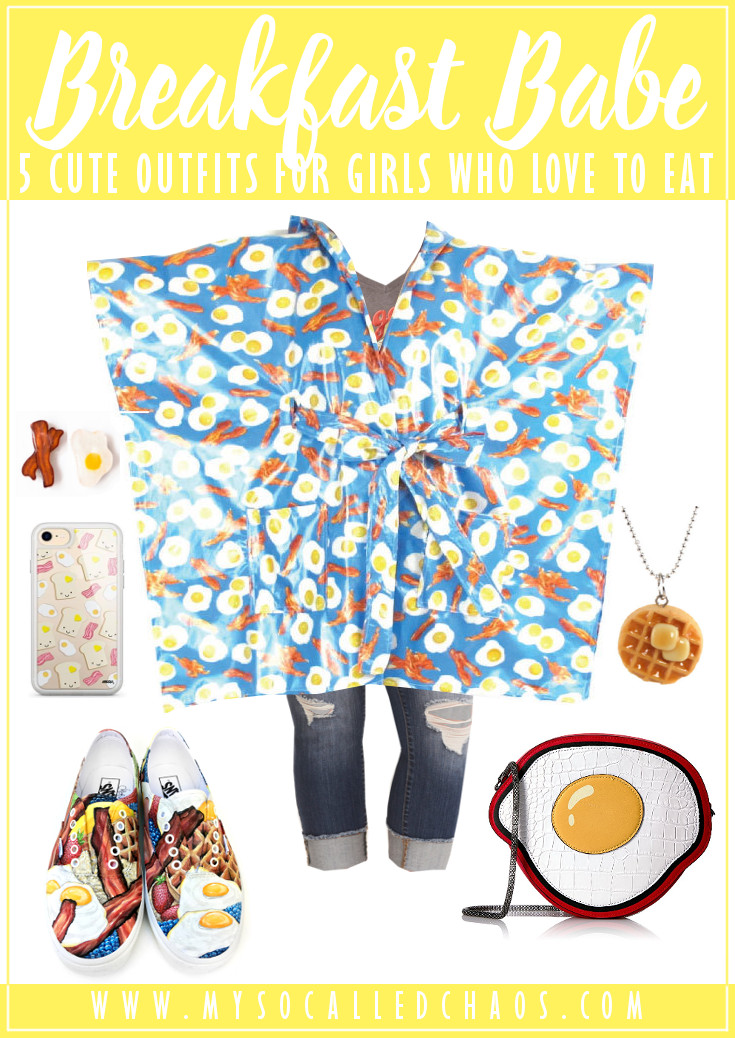 5 Cute & Size-Friendly Summer Outfits: Breakfast Babe