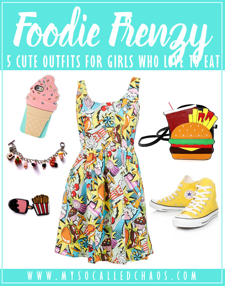 5 Cute & Size-Friendly Summer Outfits: Foodie Frenzie