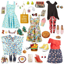 5 Cute Foodie Outfits for Girls Who Love to Eat