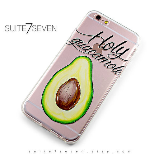 Holy Guacamole Phone Case