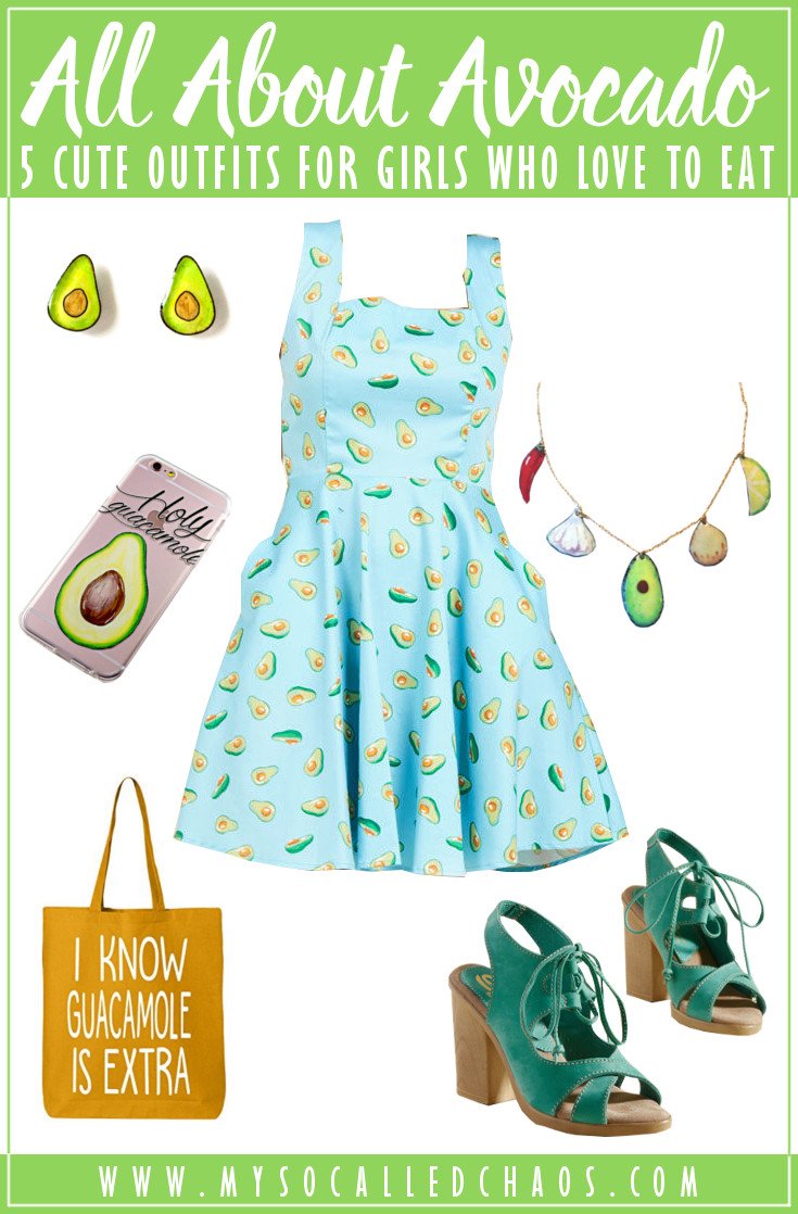 5 Cute & Size-Friendly Summer Outfits: All About Avocado