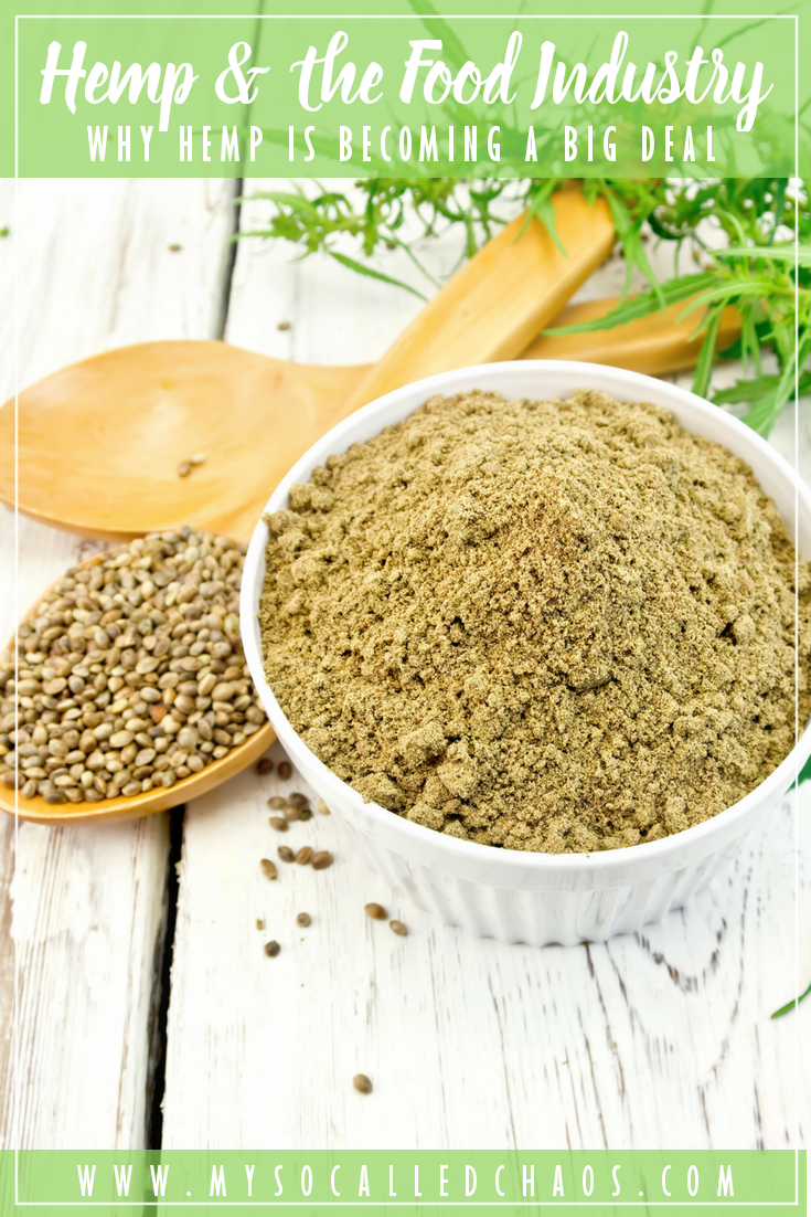 Why Hemp Is Becoming a Big Deal in the Health Food Industry