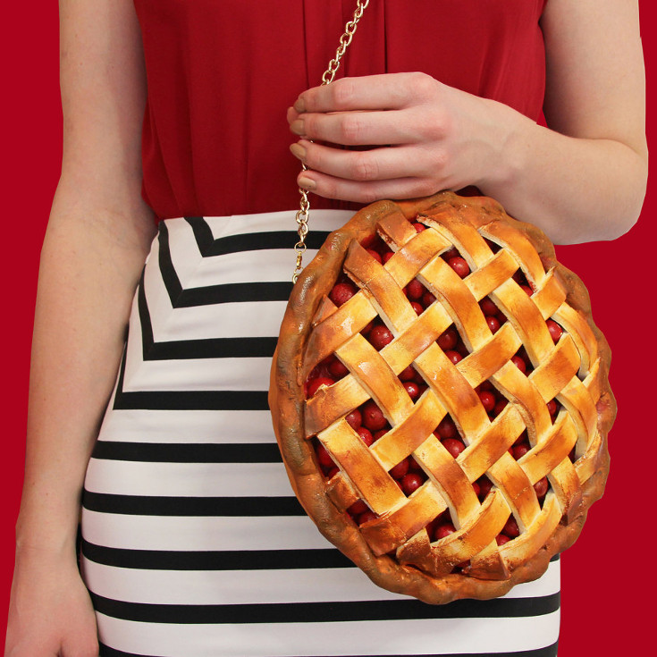 Cherry Pie Purse