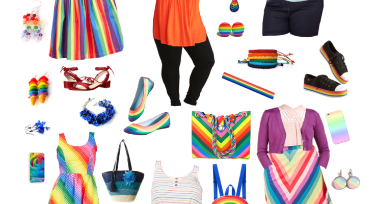 6 Adorable Rainbow Outfits to Rock for Pride Month