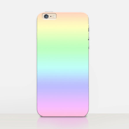 Ombre Rainbow Phone Case