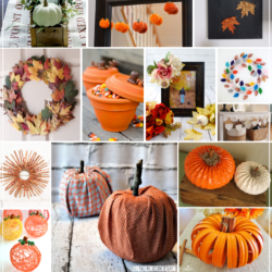 25 Easy Fall DIY Projects to Put You in a Fall Mood