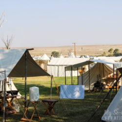 Rendezvous 2017 at Fort Bridger