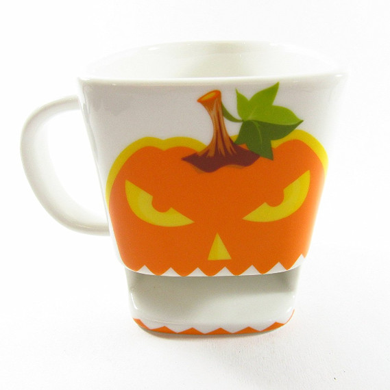 Pumpkin Cookie Mug