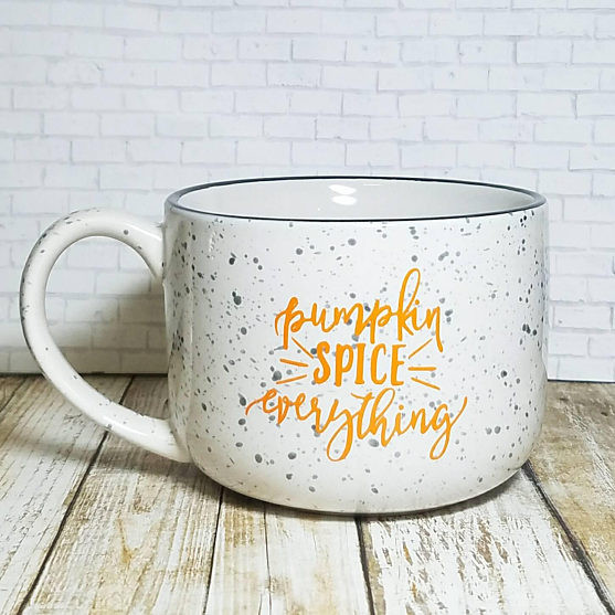 Pumpkin Spice Everything Mug