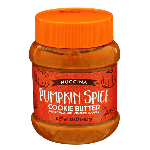 Pumpkin Spice Cookie Butter