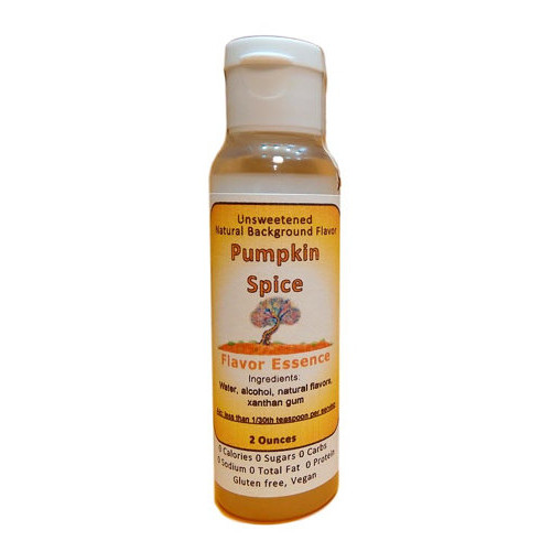Pumpkin Spice Unsweetened Natural Flavoring
