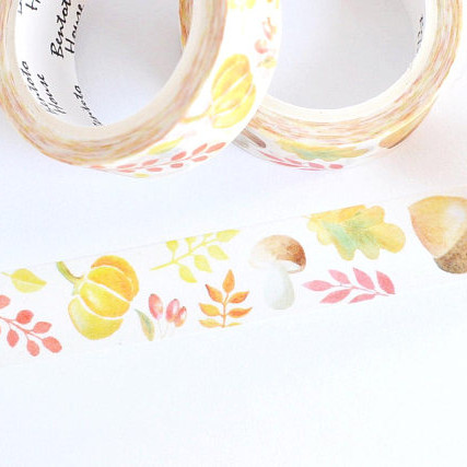 Autumn Medley Washi Tape