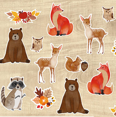 Autumn Die Cuts
