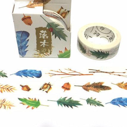 Natural Tree Branches Washi Tape