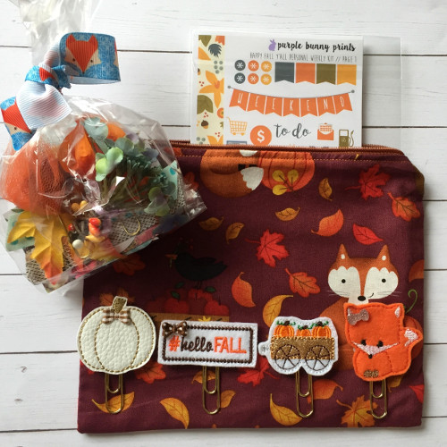 Fall Yall Planner Kit