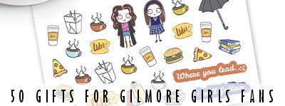 50 Gifts for Gilmore Girls Fans