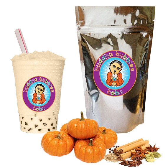 Pumpkin Spice Boba Tea Kit