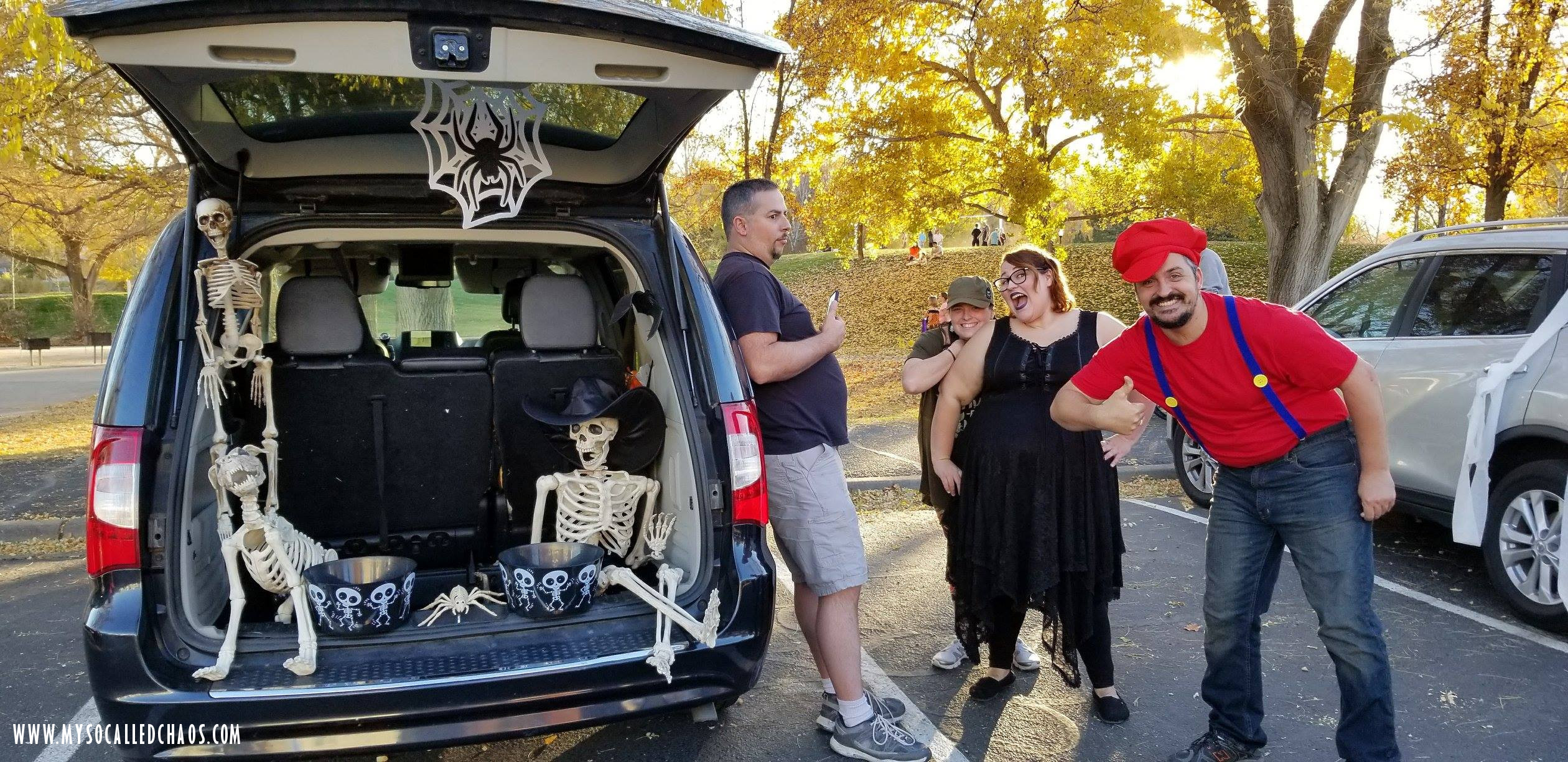 AOU Trunk or Treat 2017