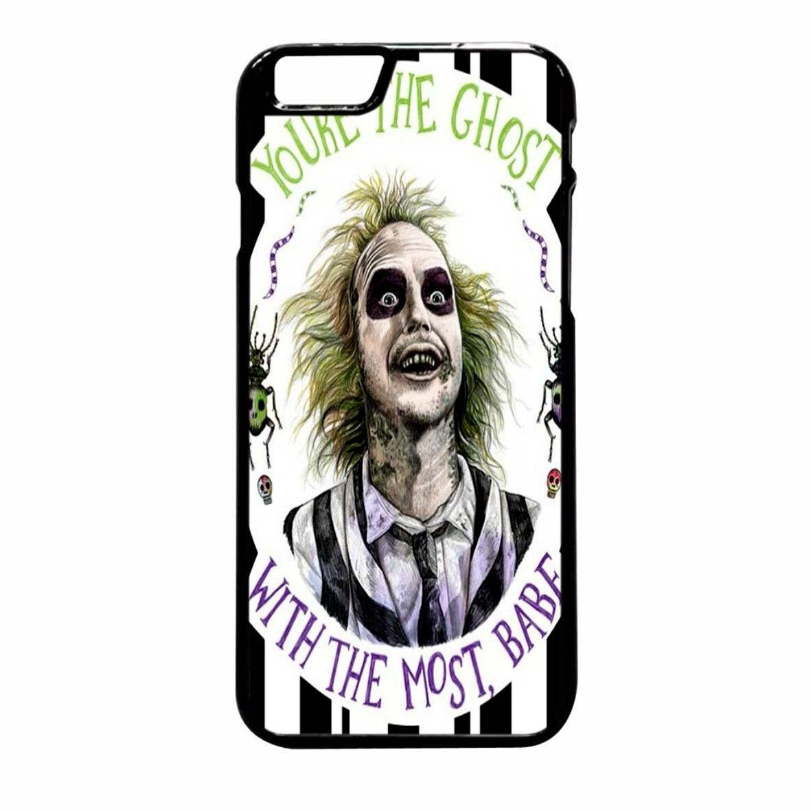 Beetlejuice iPhone Case