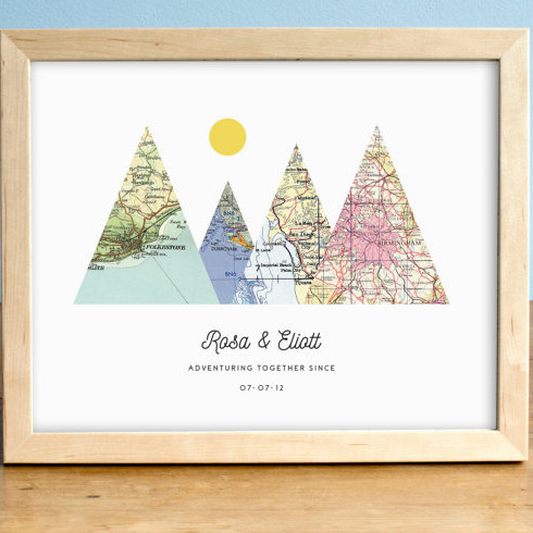 Adventure Together Print