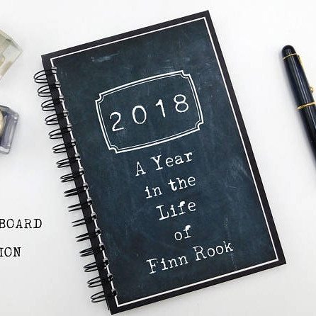 2018 Custom Journal