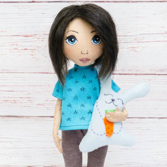 Custom Portrait Dolls