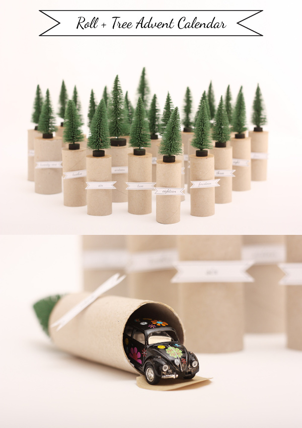 Roll + Tree Advent Calendar