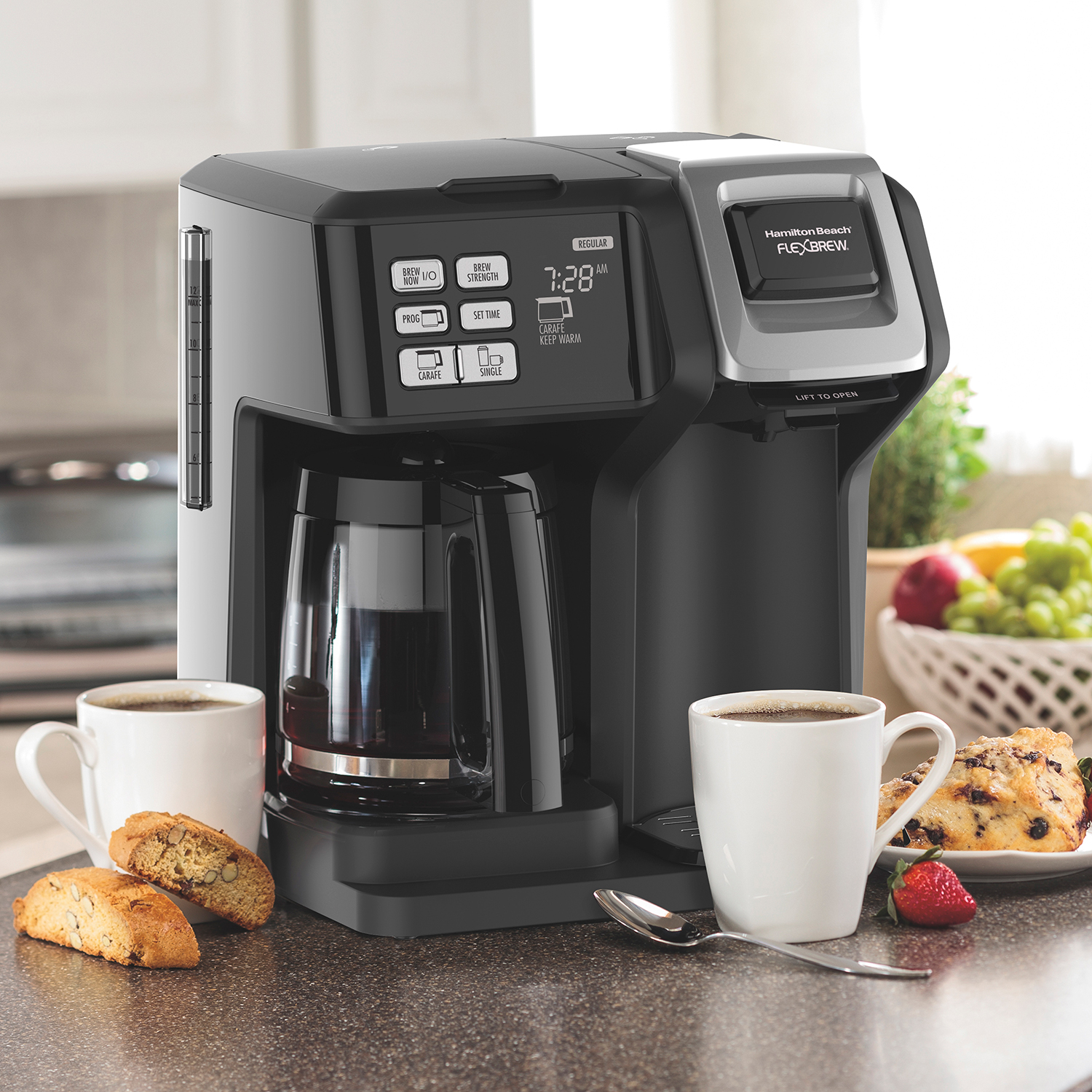 12 Days of Giveaways – Day 2: Hamilton Beach Coffee Maker