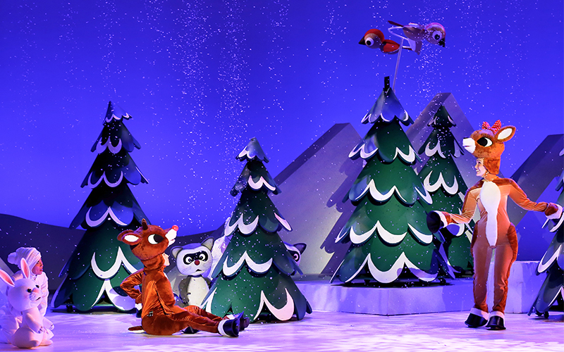 12 Days of Giveaways – Day 1: Rudolph the Red Nosed Reindeer Musical Prize Pack (Boston)