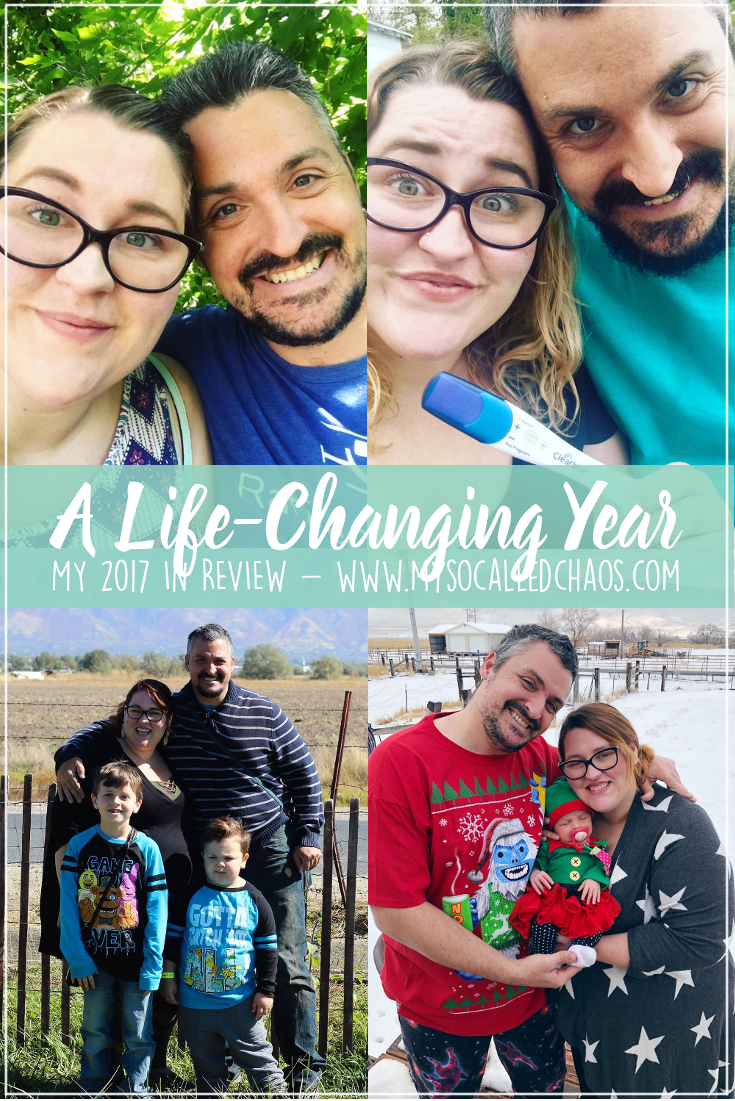 A Life-Changing Year: My 2017 in Review