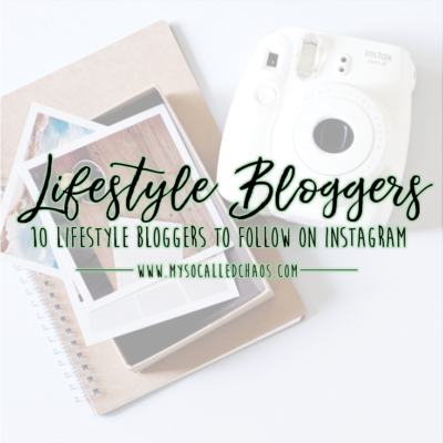 LifestyleBloggers