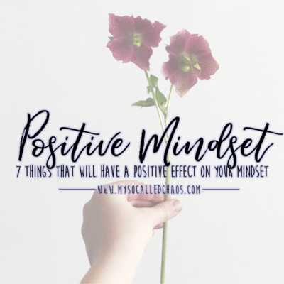 PositiveMindset
