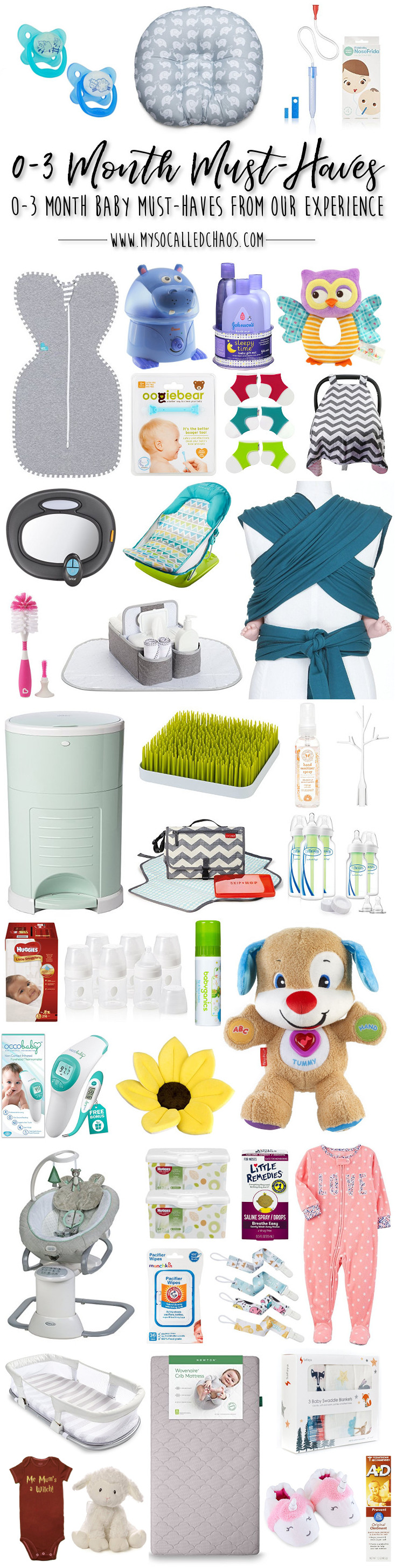 A pinnable image showing the products for the post titled