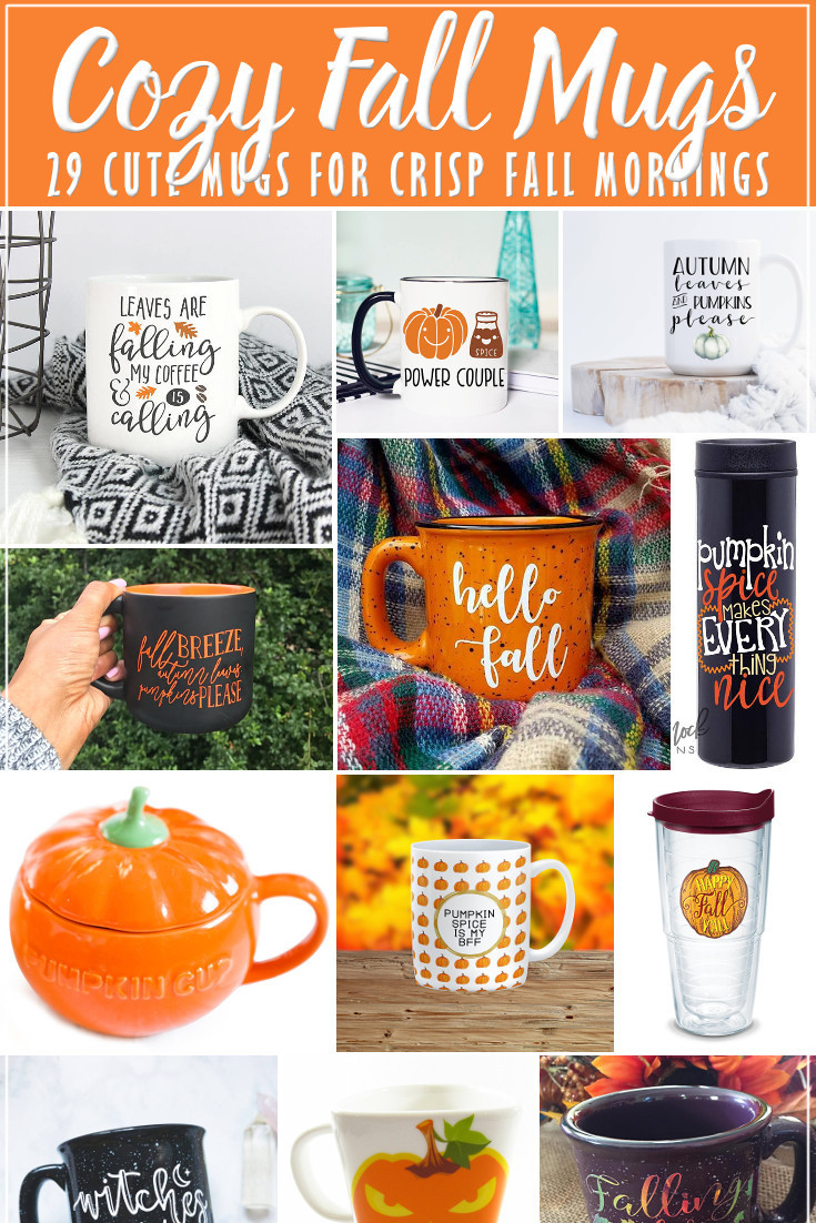 29 Cozy Fall Mugs You'll Love Using on Crisp Fall Mornings