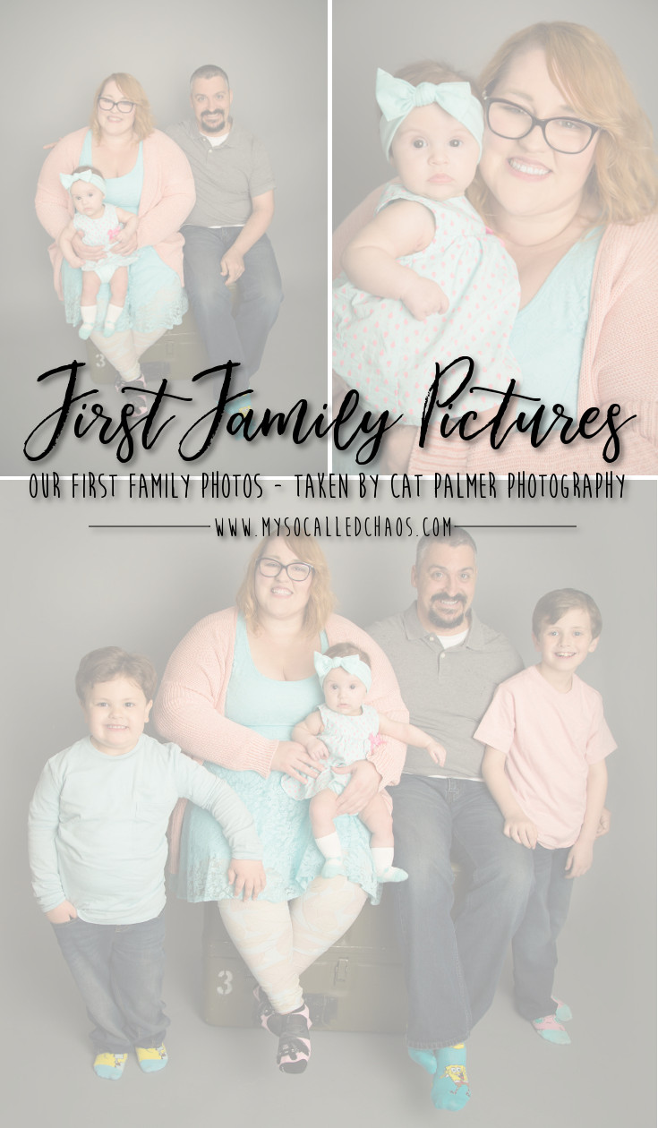 First Family Pictures Pinnable image from My So-Called Chaos
