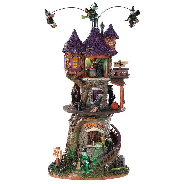 Lemax® Witches Tower