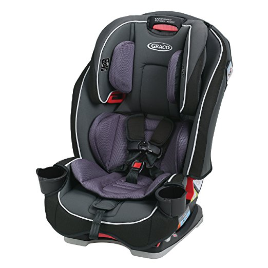 Graco SlimFit 3-in-One Convertible Car Seat