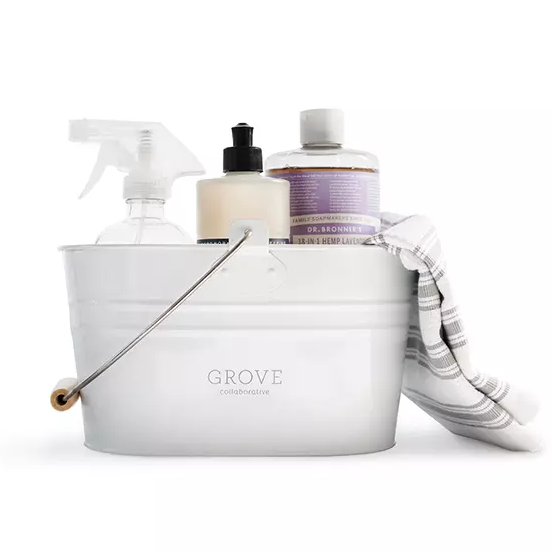 Grove.co cleaning caddy