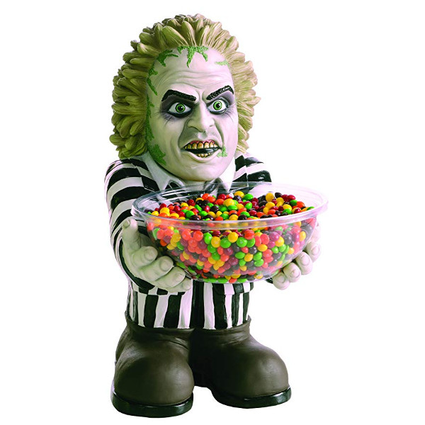Beetlejuice Candy Bowl Holder via Amazon