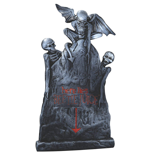 Rubie's Beetlejuice Tombstone Decor via Amazon