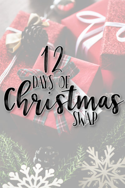 Sign ups are open for the 2018 12 Days of Christmas Swap over at My So-Called Chaos. If you love sending and receiving happy mail and holiday gifts, and connecting with other like-minded bloggers, this is the right Christmas activity for you. #BlogSwap #GiftGiving #HappyMail
