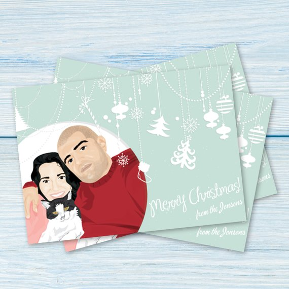 Family Christmas Card by GPortrait